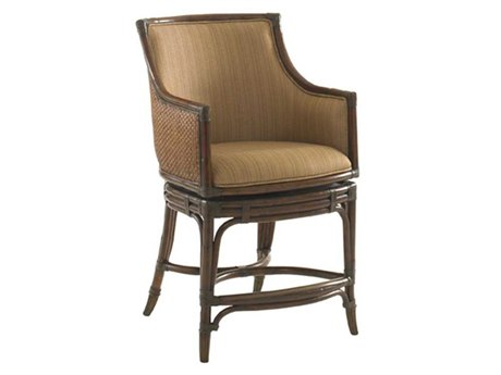 Tommy Bahama Landara Oceana Swivel Counter Stool