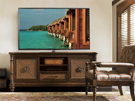 Tommy Bahama Landara Cobia Media Console Set