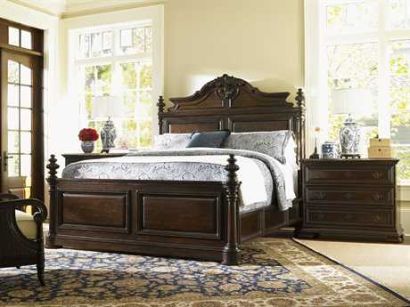 Tommy Bahama Island Traditions Amherst Bedroom Set