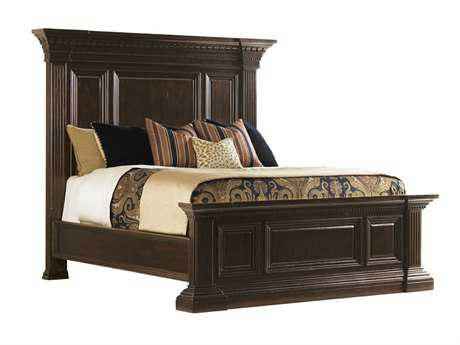 Tommy Bahama Island Traditions Sutton Place Queen Panel Bed