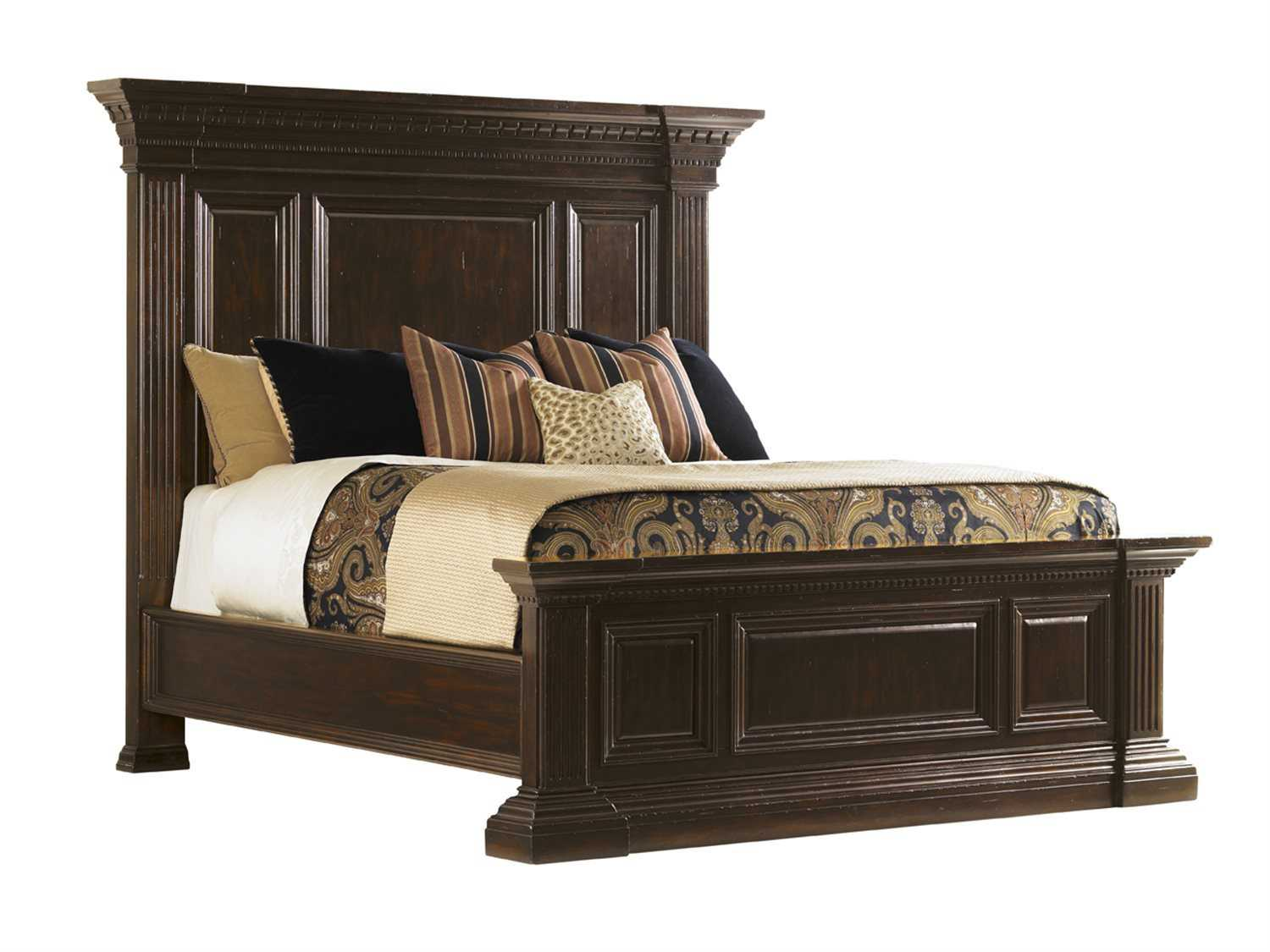 tommy bahama island traditions sutton place bedroom set to010548144cset. Black Bedroom Furniture Sets. Home Design Ideas