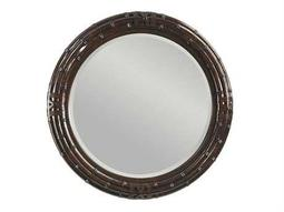 Tommy Bahama Island Traditions 44 Round Newbury Round Wall Mirror