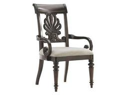 Tommy Bahama Island Traditions Quick Ship Chester Carved Arm Chair