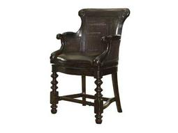 Tommy Bahama Kingstown Quick Ship Dunkirk Swivel Counter Stool