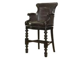 Tommy Bahama Kingstown Quick Ship Dunkirk Swivel Bar Stool