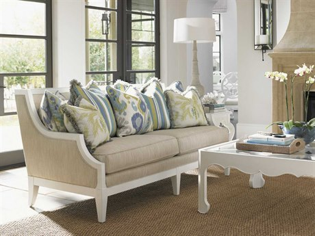 Tommy Bahama Ivory Key Coco Reef Living Room Set
