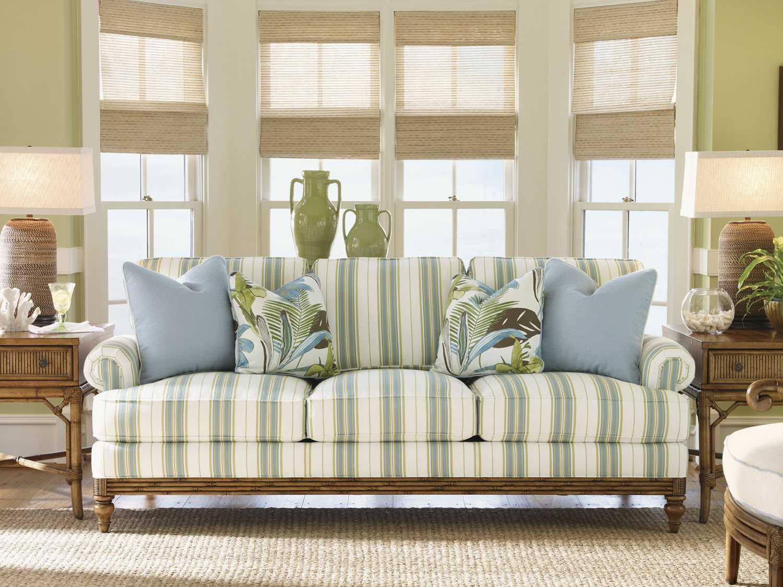 Tommy Bahama Beach House Golden Isle Sofa To160433