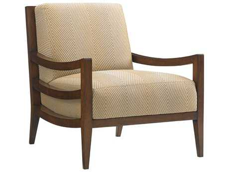 Tommy Bahama Island Fusion Tight Back Singapore Masami Arm Chair