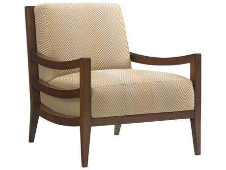 Tommy Bahama Island Fusion Tight Back Singapore Masami Arm Chair