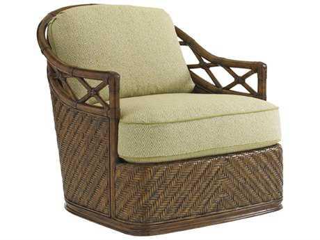 Tommy Bahama Bali Hai Diamond Cove Loose Back  Swivel Chair