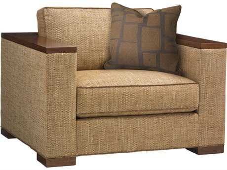Tommy Bahama Island Fusion Loose Back Fuji Masami Arm Chair