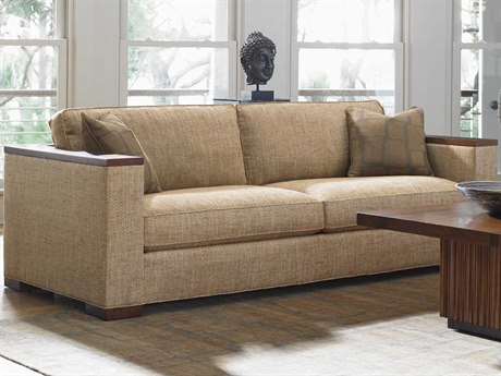 Tommy Bahama Island Fusion Loose Back Fuji Masami Sofa