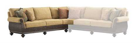 Tommy Bahama Island Traditions Left Arm Facing Sectional Sofa