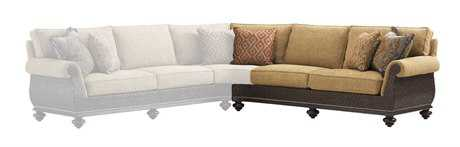 Tommy Bahama Island Traditions Right Arm Facing Sectional Sofa