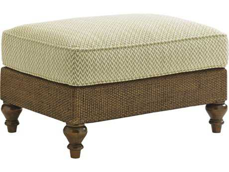 Tommy Bahama Bali Hai Harborside Semi-Attached Top Ottoman