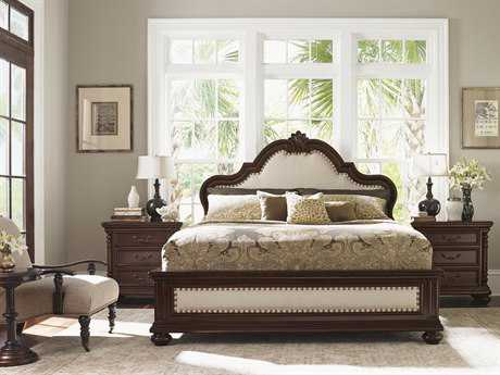 Tommy Bahama Kilimanjaro Barcelona Tangier Bedroom Set