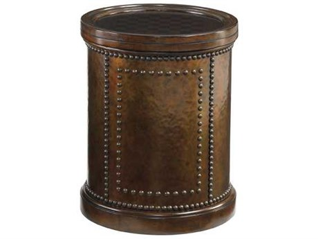 Tommy Bahama Kilimanjaro 20 Round Harcourt Tangier Side Table