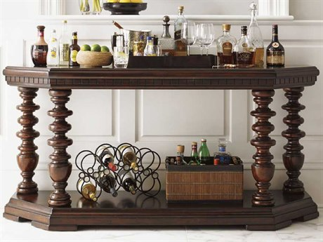 Tommy Bahama Kilimanjaro 20.25 x 68 Mossel Bay Tangier Console Table