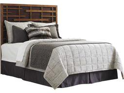 Tommy Bahama Island Fusion Shanghai Queen Sebana Panel Bed