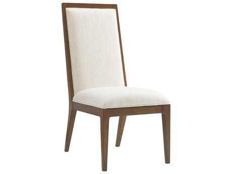 Tommy Bahama Island Fusion Natori Slat Back Sebana Dining Side Chair