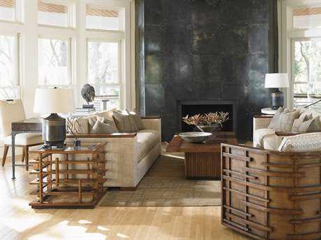 Tommy Bahama Island Fusion Semerang Masami Living Room Set