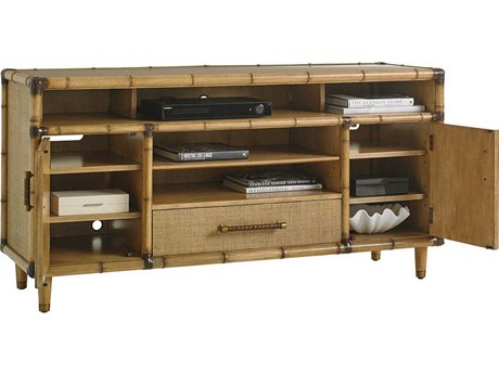Tommy Bahama Twin Palms Windjammer Media Console