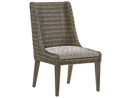 Tommy Bahama Cypress Point Brandon Woven Side Chair (Custom Upholstery)
