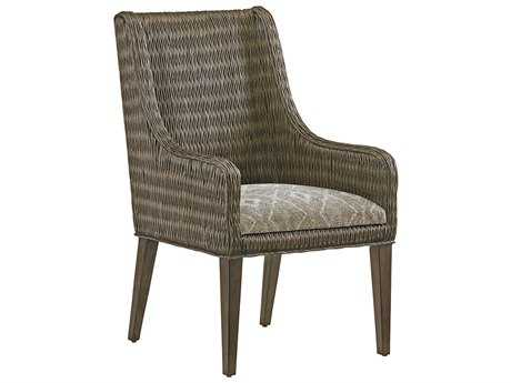 Tommy Bahama Cypress Point Brandon Woven Arm Chair (Custom Upholstery)