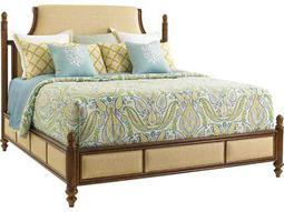 Tommy Bahama Bali Hai Orchid Bay Upholstered California King Panel Bed