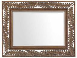 Tommy Bahama Bali Hai Wood Seabrook Landscape Dresser Mirror