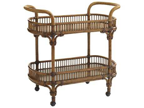 Tommy Bahama Bali Hai Veranda Bar Cart