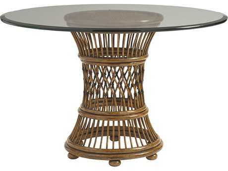 Tommy Bahama Bali Hai 593-870 Aruba Dining 54'' Round Dining Table
