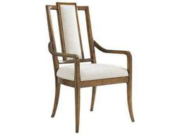 Tommy Bahama Bali Hai 22.5'' x 25.5'' St. Barts Splat  Back Arm Chair