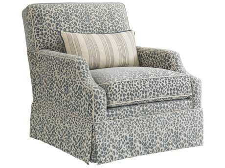 Tommy Bahama Bali Hai Courtney Tight Back Swivel Chair