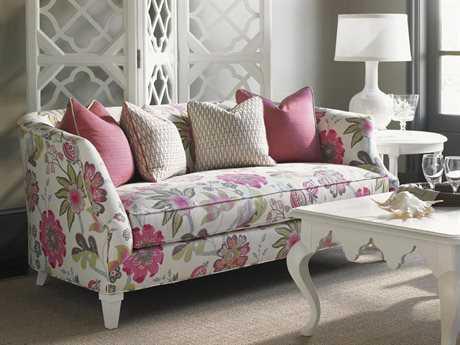 Tommy Bahama Ivory Key Swan Island Living Room Set
