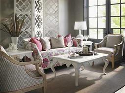 Tommy Bahama Ivory Key Living Room Set