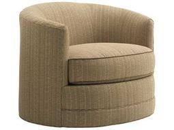 Tommy Bahama Island Fusion Tight Back Kava Swivel Arm Chair