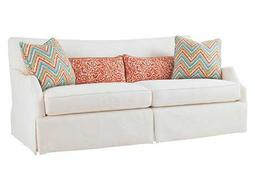 Tommy Bahama Ivory Key Crystal Caves Sofa