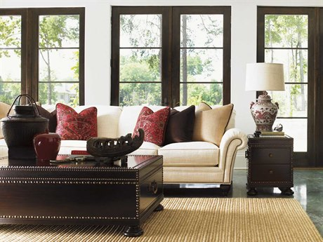 Tommy Bahama Royal Kahala Edgewater Living Room Set