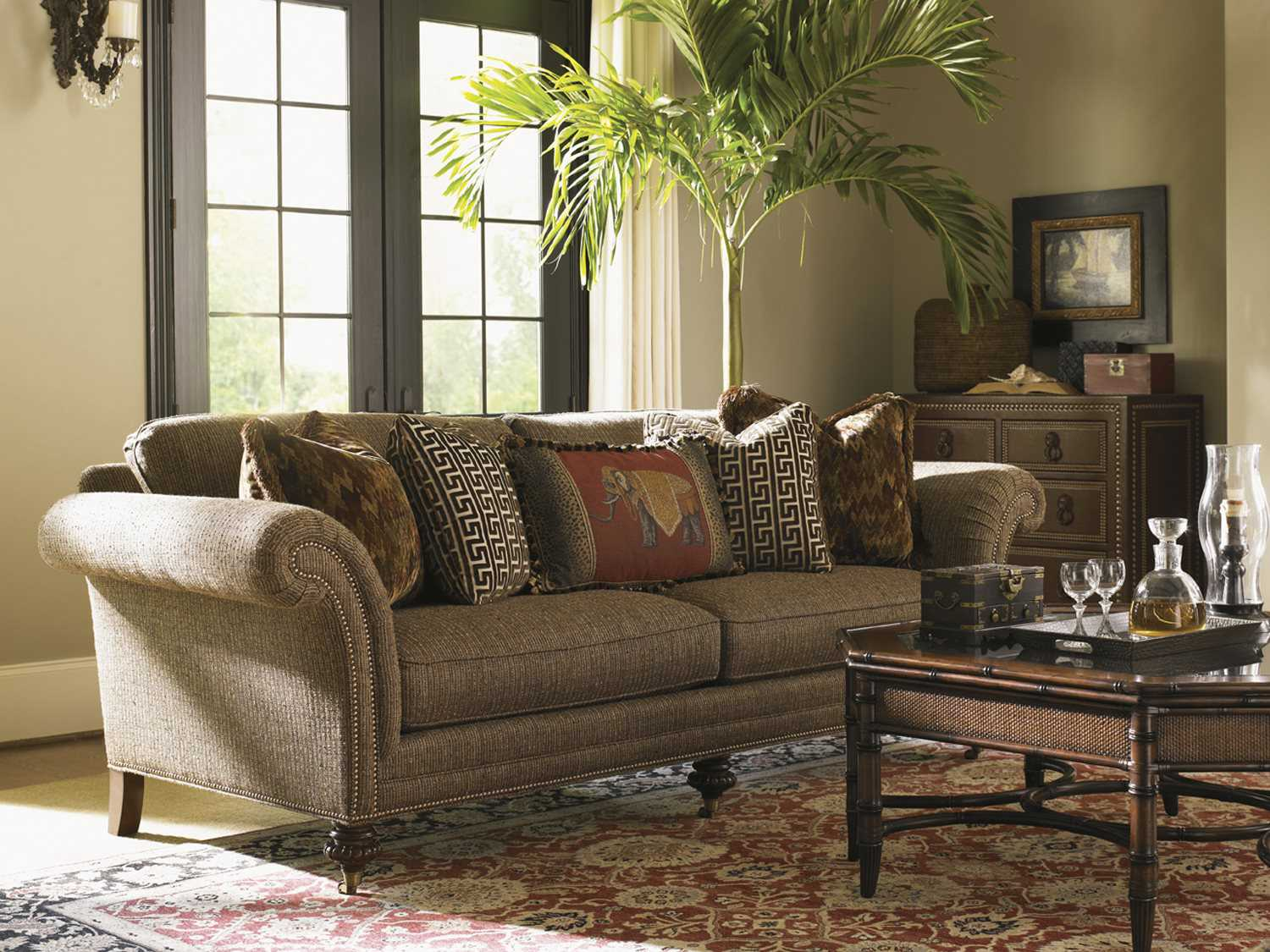 tommy bahama landara southport living room set to771933set