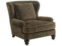 Tommy Bahama Kilimanjaro Loose Back Kent Windsor Arm Chair