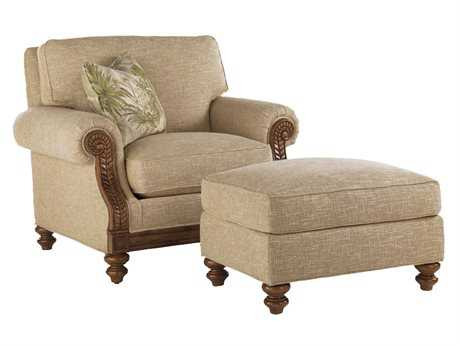 Tommy Bahama Island Estate Quick Ship West Shore Club Chair