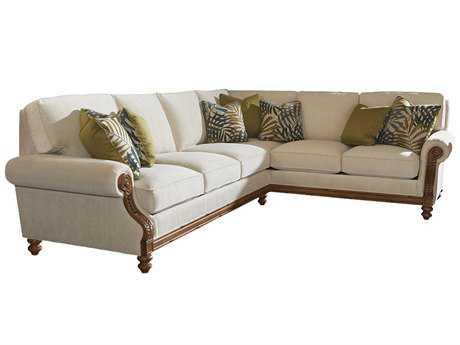 Tommy Bahama Island Estate West Shore Sectional Sofa
