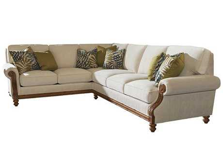 Tommy Bahama Island Estate West Shore Sectional Sofa