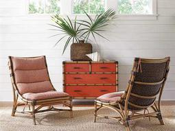 Tommy Bahama Twin Palms Chairs and Cabinet Set