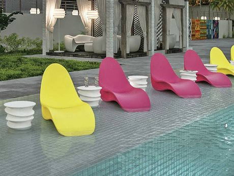 Tonik Bikini Lounger Polyethylene Lounge Set PatioLiving