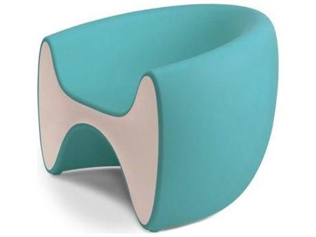 Tonik Goby Polyethylene Lounge Chair