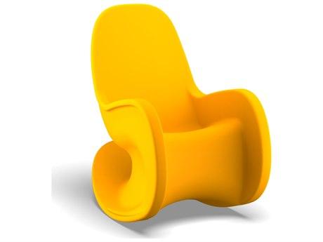 Tonik Huey Polyethylene 16 Rocking Lounge Chair