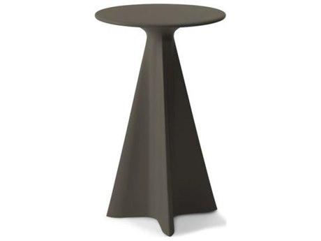 Jux Polyethylene 24'' Wide Bar Table