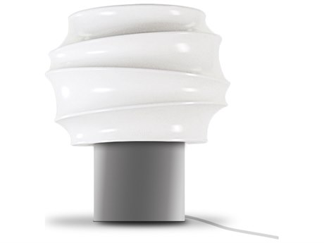 Tonik Swizzle Polyethylene Plinth Base Lamp PatioLiving